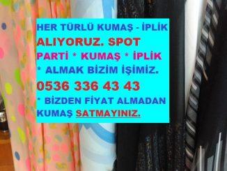Spot Kumaş